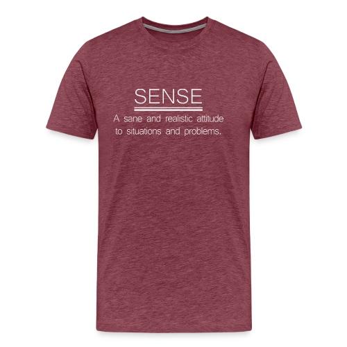 SENSE - T-shirt Premium Homme