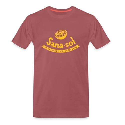 sanasol - Premium T-skjorte for menn