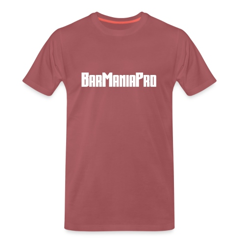 BarManiaPro - Men's Premium T-Shirt