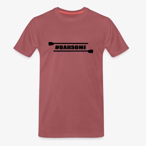 oarsome | Rowing - Männer Premium T-Shirt