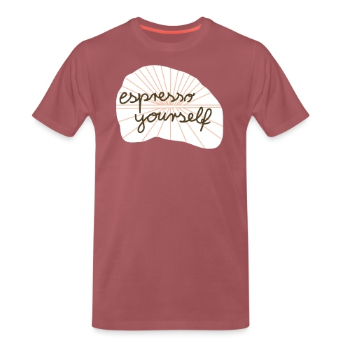 Express Yourself - Männer Premium T-Shirt