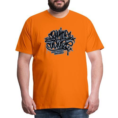 Criminal Culture - Männer Premium T-Shirt