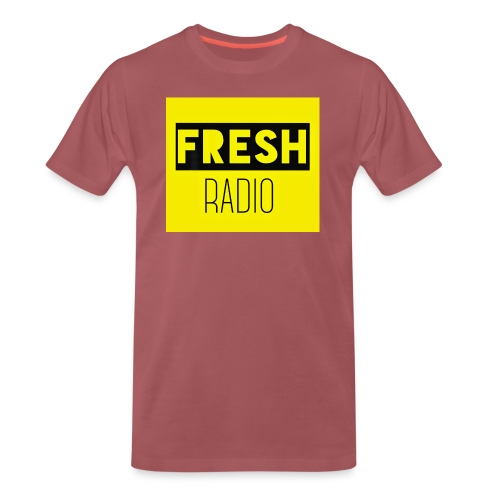 FreshRadio LOGO - Men's Premium T-Shirt