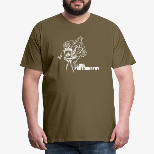 Photography 008 - Camiseta premium hombre