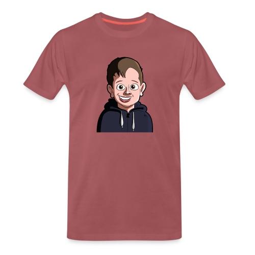 JackHD Beer Mug - Men's Premium T-Shirt