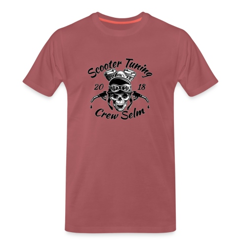 Scooter Tuning Crew selm - Men's Premium T-Shirt