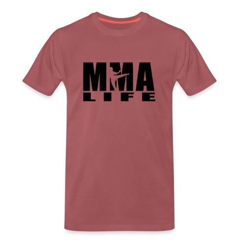 MMA Life - Männer Premium T-Shirt