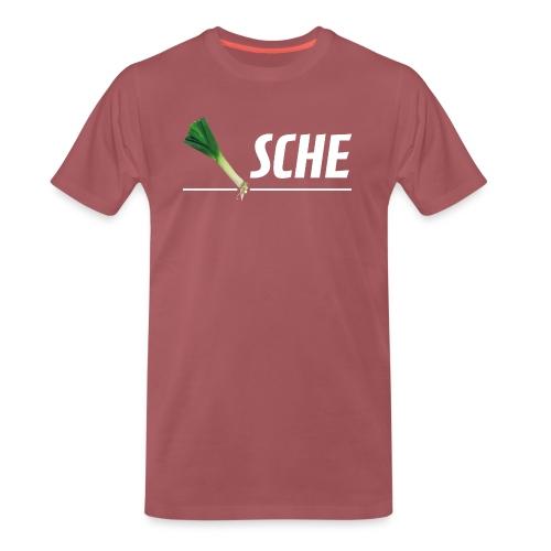 PORRESCHE - Herre premium T-shirt