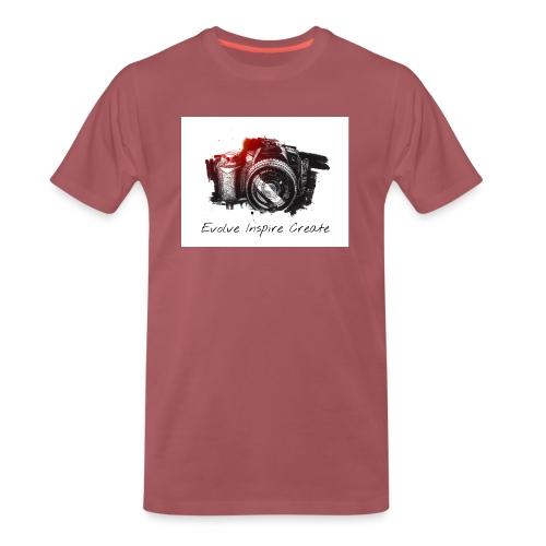 Evolve Inspire Create - Men's Premium T-Shirt