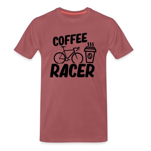 Coffee Racer - Männer Premium T-Shirt