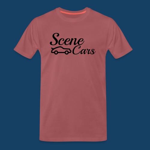 Scene Cars Official Vector Logo - Men's Premium T-Shirt