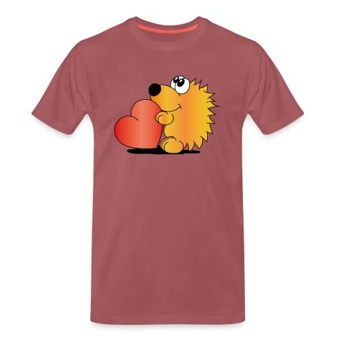 Igelchen - Männer Premium T-Shirt