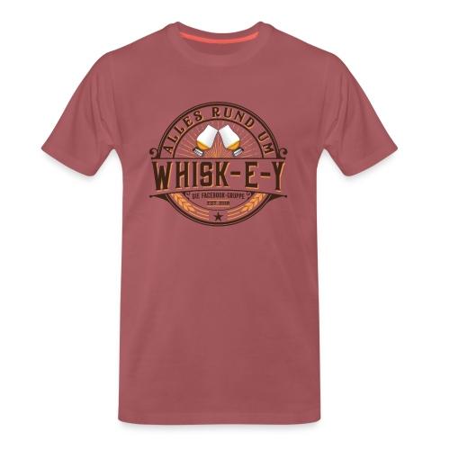 Alles rund um Whisk-e-y - Männer Premium T-Shirt