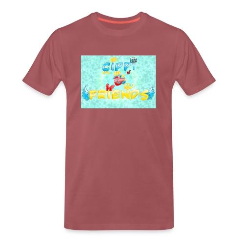 Tazza Cippi & Friends - Maglietta Premium da uomo