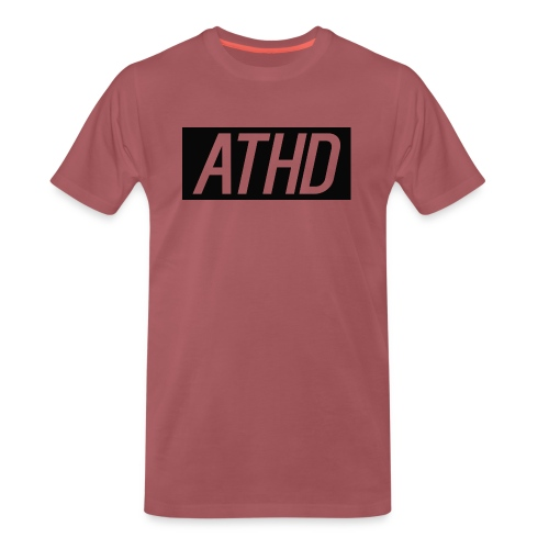 athd shirt logo - Men's Premium T-Shirt