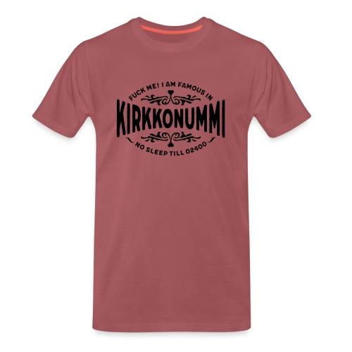 Kirkkonummi - Fuck Me - Miesten premium t-paita