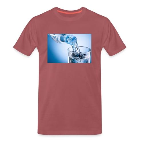 vand - Herre premium T-shirt