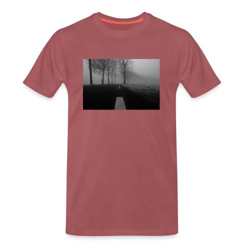cold - Mannen Premium T-shirt