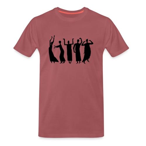 Eurythmie Figuren - Männer Premium T-Shirt