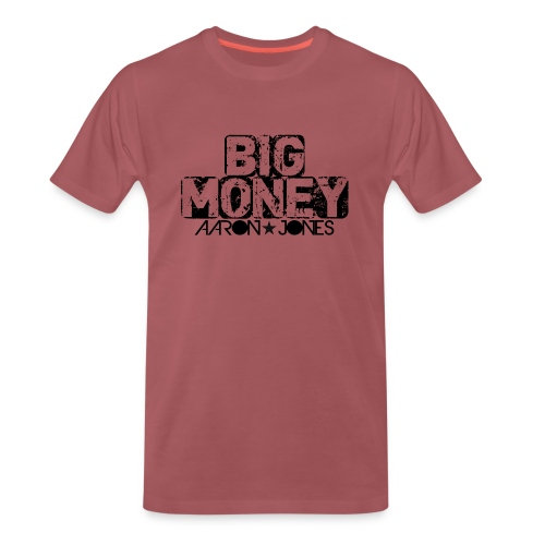 Big Money aaron jones - Maglietta Premium da uomo