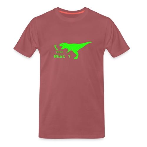 Whatdino - Männer Premium T-Shirt