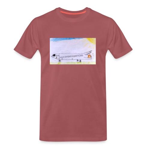 Destination énergie // Body manches longues - T-shirt Premium Homme