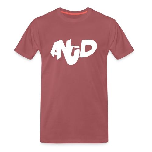 anudlogo2 - Mannen Premium T-shirt