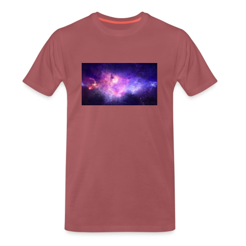 galaxy - Premium T-skjorte for menn