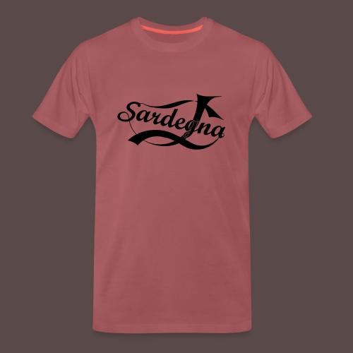 Sardegna USA - Maglietta Premium da uomo