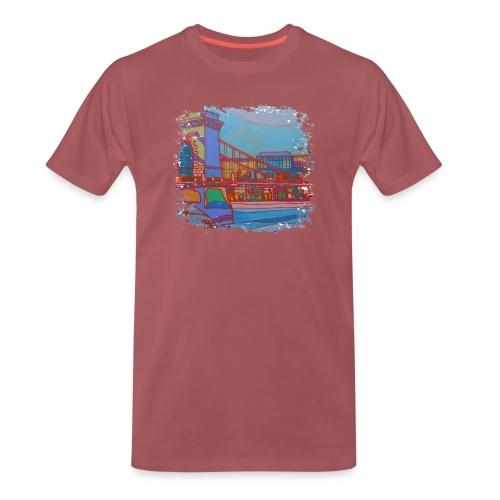 Budapest - Männer Premium T-Shirt