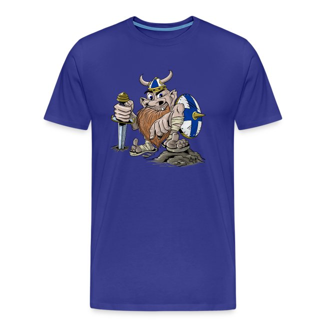 Suomen Viikinki paidat tekstiilit, lahjatuotteet