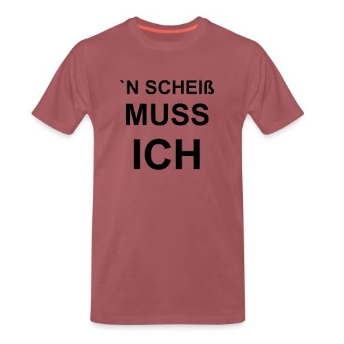 1001 sw - Männer Premium T-Shirt