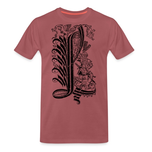 The Dance Grant macabre - Men's Premium T-Shirt