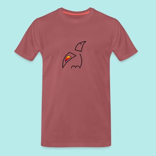 bird_Shirt - Männer Premium T-Shirt