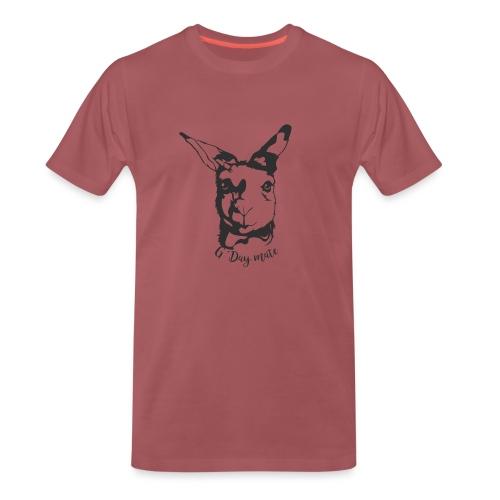 Gday Mate Känguru - Männer Premium T-Shirt
