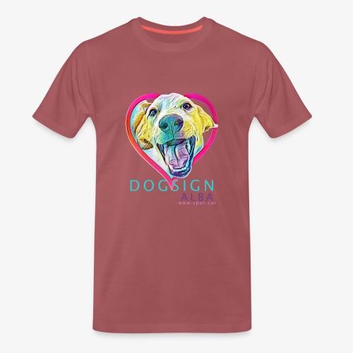 Alba - Camiseta premium hombre