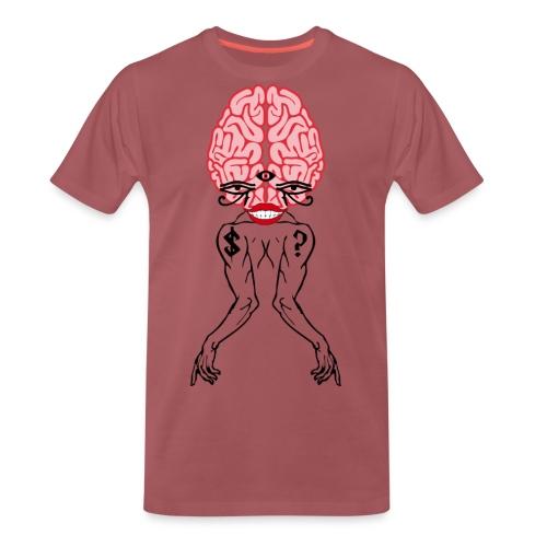 Primo logo di Kenju Tuber - Maglietta Premium da uomo