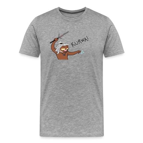 Noiduri - Miesten premium t-paita