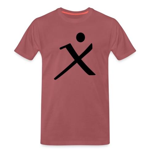 intoxicated logo ixi - Männer Premium T-Shirt