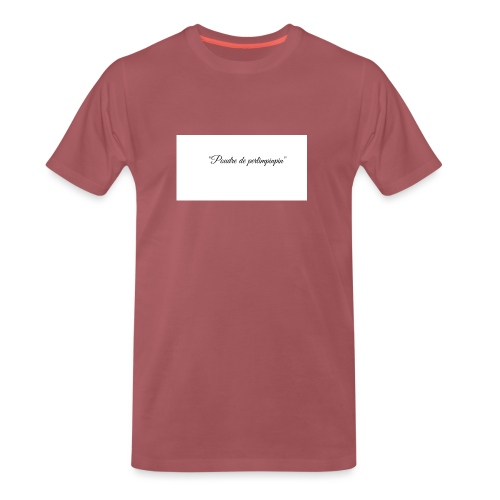 Happy - T-shirt Premium Homme