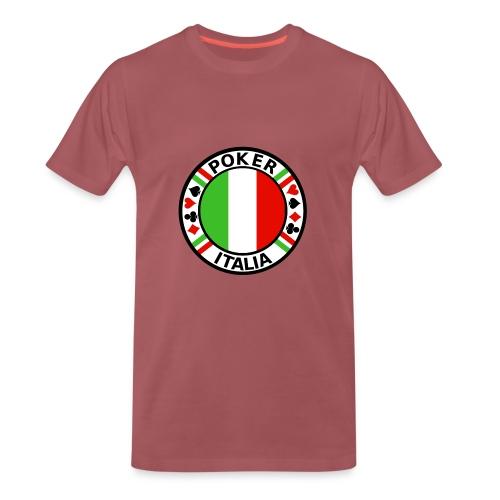 Poker Italia - Men's Premium T-Shirt