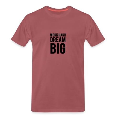 WORK - Camiseta premium hombre