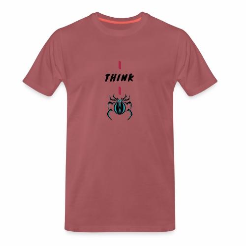 I think I spider - Denglish - Männer Premium T-Shirt