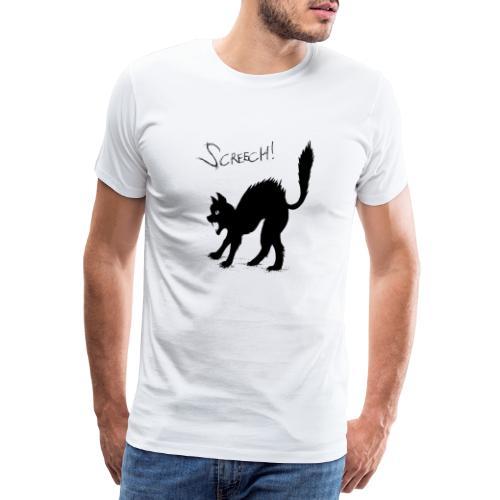 Design Chat - T-shirt Premium Homme