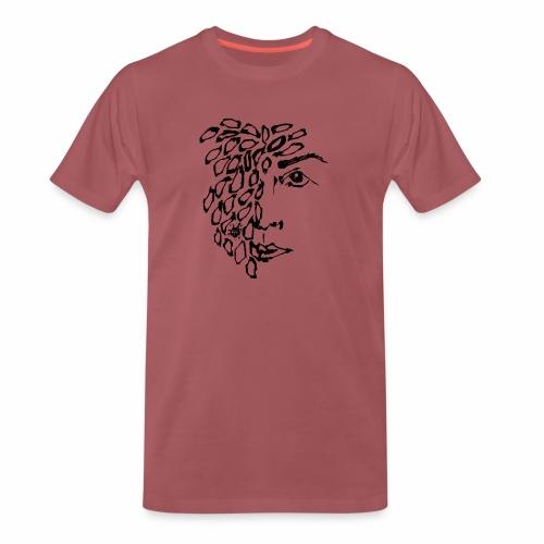 bw_1_polora - Herre premium T-shirt
