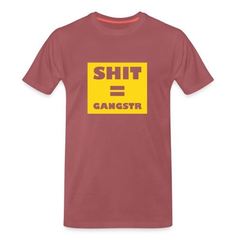gangstr - Mannen Premium T-shirt