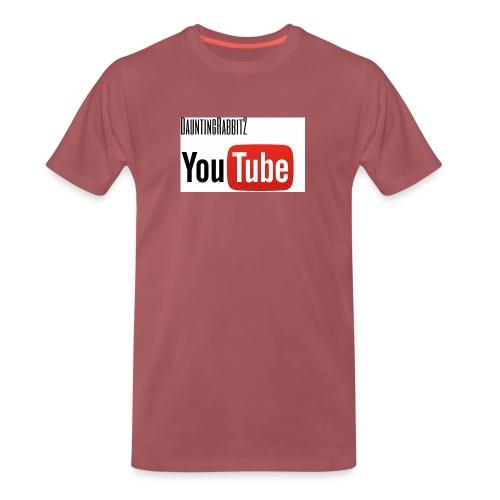 DauntingRabbit2 - Premium-T-shirt herr