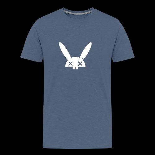 HARE5 LOGO TEE - Men's Premium T-Shirt