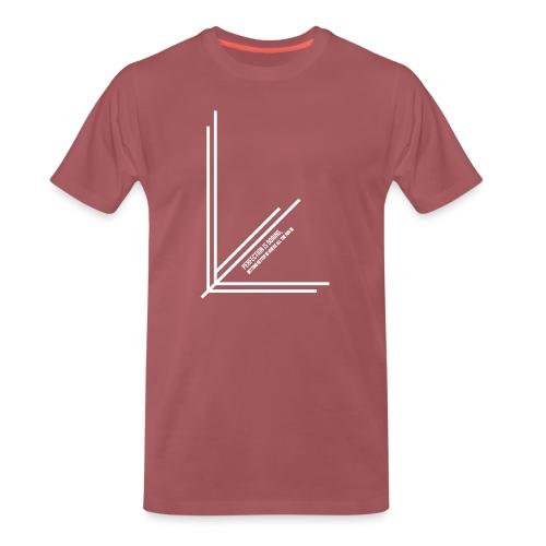 Perfection_Black - Mannen Premium T-shirt