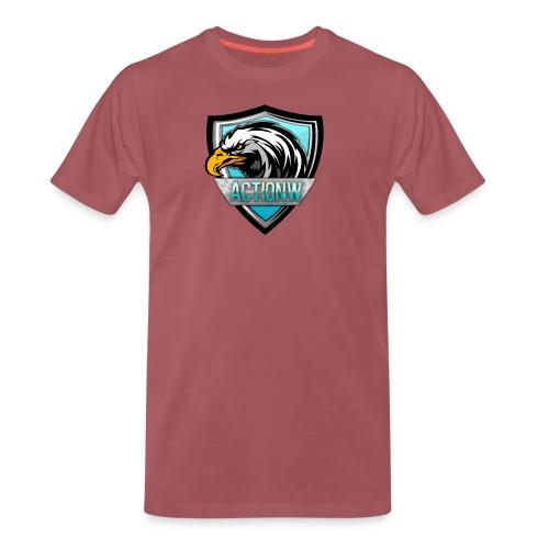 Fan shirt + Logo - Mannen Premium T-shirt